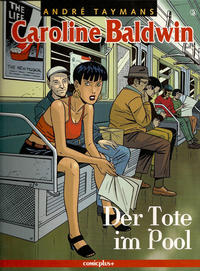 Cover Thumbnail for Caroline Baldwin (comicplus+, 2001 series) #3 - Der Tote im Pool