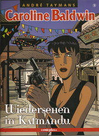 Cover Thumbnail for Caroline Baldwin (comicplus+, 2001 series) #9 - Wiedersehen in Katmandu