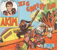 Cover Thumbnail for Akim (Bozzesi Verlag, 1960 series) #47