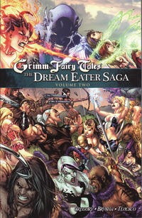 Cover Thumbnail for Grimm Fairy Tales: The Dream Eater Saga (Zenescope Entertainment, 2011 series) #2