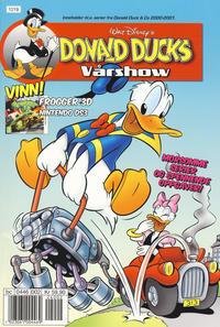 Cover Thumbnail for Donald Ducks Show (Hjemmet / Egmont, 1957 series) #Vårshow 2012