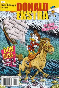 Cover Thumbnail for Donald ekstra (Hjemmet / Egmont, 2011 series) #2/2012