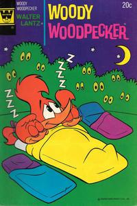 Cover Thumbnail for Walter Lantz Woody Woodpecker (Western, 1962 series) #133 [Whitman]