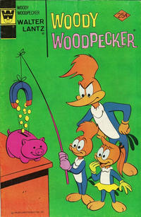 Cover Thumbnail for Walter Lantz Woody Woodpecker (Western, 1962 series) #151 [Whitman]