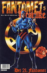 Cover Thumbnail for Fantomets krønike (Semic, 1989 series) #3/1993