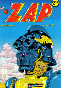 Cover Thumbnail for Zap Comix (Last Gasp, 1982 ? series) #7 [5th print- 2.95 USD]