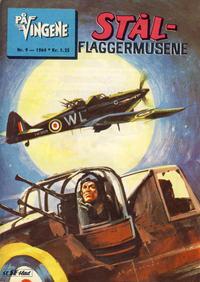 Cover Thumbnail for På Vingene (Serieforlaget / Se-Bladene / Stabenfeldt, 1963 series) #9/1964
