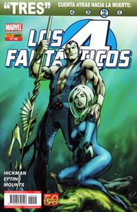 Cover Thumbnail for Los 4 Fantásticos (Panini España, 2008 series) #44