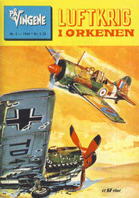 Cover Thumbnail for På Vingene (Serieforlaget / Se-Bladene / Stabenfeldt, 1963 series) #5/1964