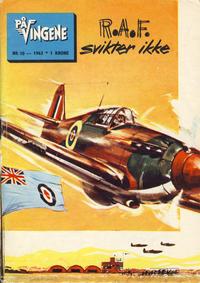 Cover Thumbnail for På Vingene (Serieforlaget / Se-Bladene / Stabenfeldt, 1963 series) #10/1963