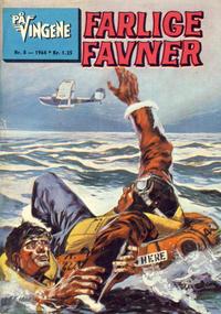 Cover Thumbnail for På Vingene (Serieforlaget / Se-Bladene / Stabenfeldt, 1963 series) #8/1964