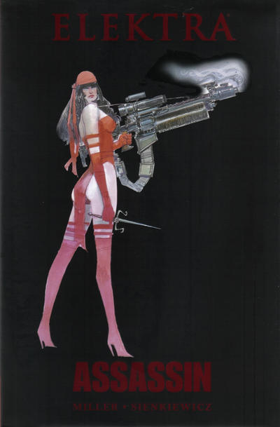Cover for Marvel Premiere Classic (Marvel, 2006 series) #85 - Elektra: Assassin [Direct]