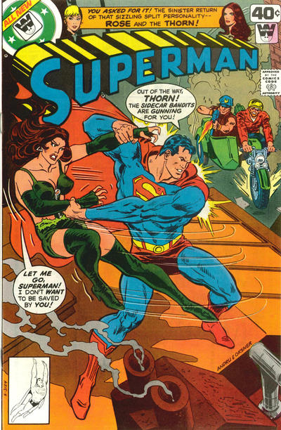 Cover for Superman (DC, 1939 series) #336