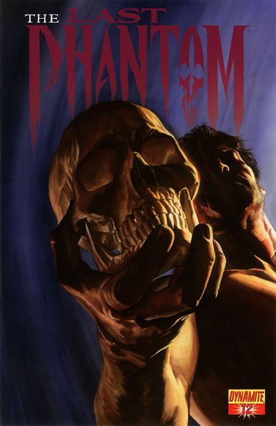 Cover for The Last Phantom (Dynamite Entertainment, 2010 series) #12