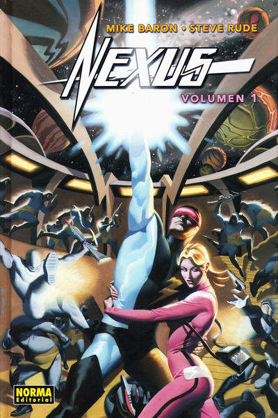Cover for Nexus (NORMA Editorial, 2007 series) #1