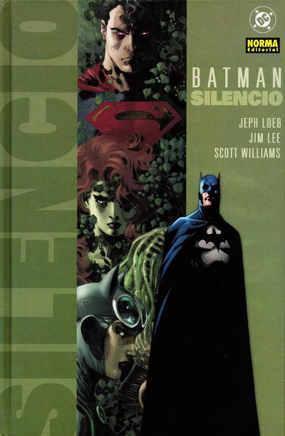 Cover for Batman: Silencio (NORMA Editorial, 2005 series)