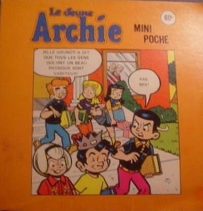 Cover for Mini Poche [Collection] (Editions Héritage, 1977 series) #6 - Le jeune Archie