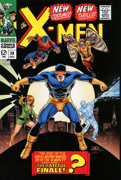 Cover for The X-Men Omnibus (Marvel, 2009 series) #2 [John Cassaday Cover]