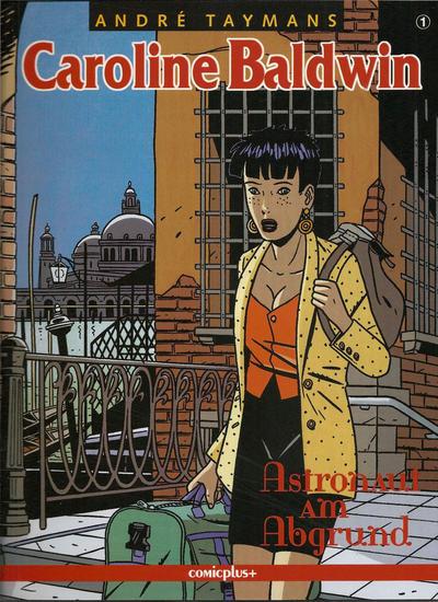 Cover for Caroline Baldwin (comicplus+, 2001 series) #1 - Astronaut am Abgrund