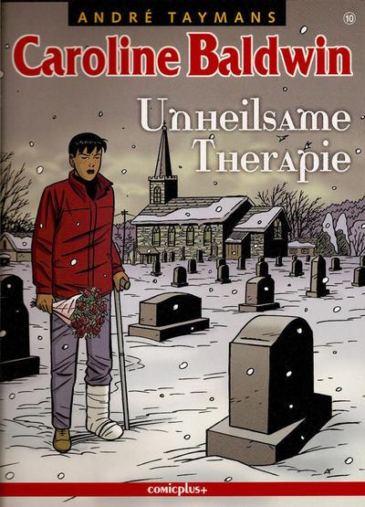 Cover for Caroline Baldwin (comicplus+, 2001 series) #10 - Unheilsame Therapie