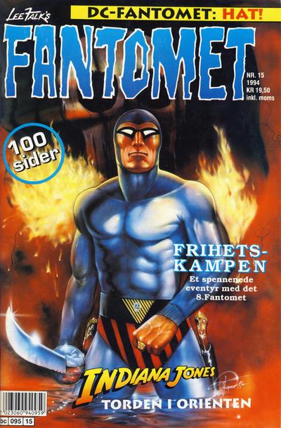 Cover for Fantomet (Semic, 1976 series) #15/1994