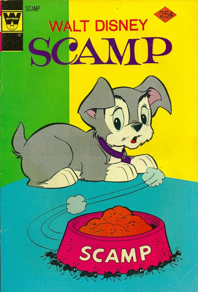 Cover for Walt Disney Scamp (Western, 1967 series) #19 [Whitman]