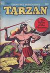 Cover for Tarzan (Wilson Publishing, 1949 series) #8