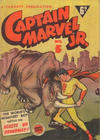 Cover for Captain Marvel Jr. (Cleland, 1947 series) #5
