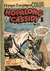 Cover for Hopalong Cassidy (K. G. Murray, 1954 series) #95
