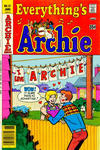 Cover for Everything's Archie (Archie, 1969 series) #57