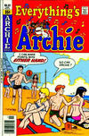 Cover for Everything's Archie (Archie, 1969 series) #69