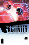 Cover for The Activity (Image, 2011 series) #2