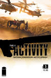 Cover for The Activity (Image, 2011 series) #3