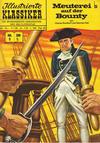 Cover for Illustrierte Klassiker [Classics Illustrated] (BSV - Williams, 1956 series) #9 - Meuterei auf der Bounty [3. Auflage - Gelbe Leiste]