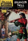 Cover for Illustrierte Klassiker [Classics Illustrated] (BSV - Williams, 1956 series) #8 - Wilhelm Tell [1. Auflage]