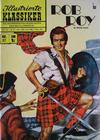 Cover for Illustrierte Klassiker [Classics Illustrated] (BSV - Williams, 1956 series) #37 - Rob Roy [5. Auflage - Gelbe Leiste]