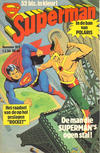 Cover for Superman Classics (Classics/Williams, 1971 series) #109
