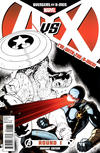 Cover Thumbnail for Avengers vs. X-Men (2012 series) #1 [Team X-Men Variant Cover by Ryan Stegman]