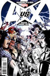 Cover Thumbnail for Avengers vs. X-Men (2012 series) #1 [Retailer Bonus Variant Cover by Jim Cheung]