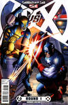 Cover Thumbnail for Avengers vs. X-Men (2012 series) #1 [Variant Cover by John Romita Jr.]