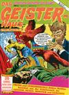 Cover for Das Geisterhaus (Condor, 1989 series) #3