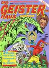 Cover for Das Geisterhaus (Condor, 1989 series) #5