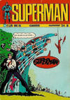 Cover for Superman Classics (Classics/Williams, 1971 series) #34