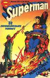 Cover for Superman Classics (Classics/Williams, 1971 series) #105