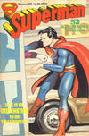 Cover for Superman Classics (Classics/Williams, 1971 series) #106