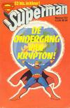 Cover for Superman Classics (Classics/Williams, 1971 series) #112
