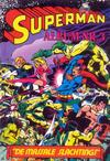Cover for Superman Album (Classics/Williams, 1978 series) #3