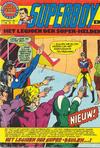 Cover for Superboy en het Legioen der Super-Helden (Classics/Williams, 1975 series) #1