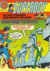 Cover for Superboy en het Legioen der Super-Helden (Classics/Williams, 1975 series) #6