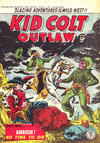 Cover for Kid Colt Outlaw (Horwitz, 1952 ? series) #36